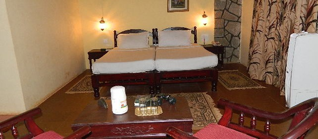 Bison Resort Dandeli Deluxe Room